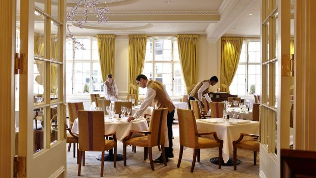 The Dining Room at the Goring