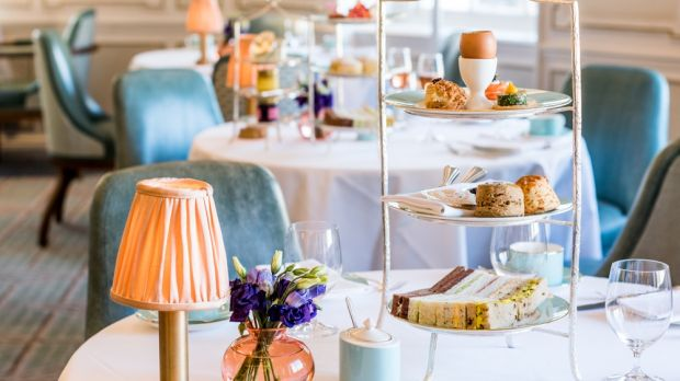 Afternoon tea at Fortnum and Mason only needs to be booked two weeks in advance