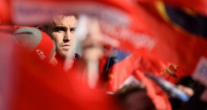 Conor Murray: winning a European Cup with Munster would be a real highlight in an already memorable career. Photograph: Diarmuid Greene/Sportsfile via Getty Images