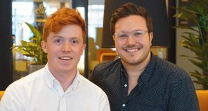 Andrson founders Neil Dunne and Zach Miller-Frankel