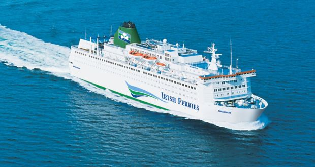 Irish Ferries faces €7m bill for cancelling French services
