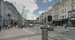 The ban on cars on Patrick Street in Cork will be discussed again in August.