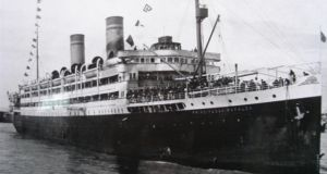 "The ""Principessa Mafalda"": sank in 1927 with the loss of 314 out of 1,250 passengers and crew"