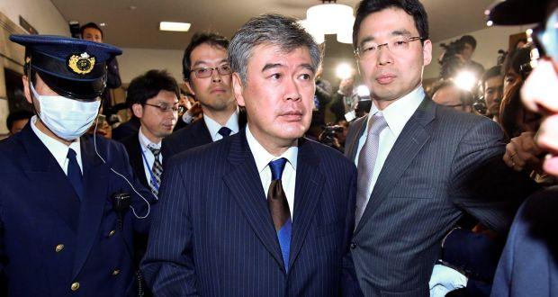 Shiomura sexual harassment tokyo