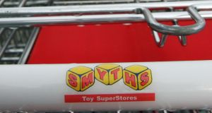 Toys R Us deal is likely to push the Smyth's group annual revenues towards €1bn. Photograph: Frank Miller