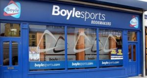 "The buyout by Boyle Sports of JP Bookmakers was one of the nine so-called ""in-market"" transactions noted by Investec."