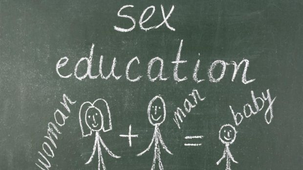 A review of sex education in schools has been launched. Photograph: Getty