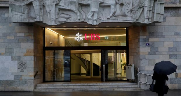 UBS boosts first-quarter earnings thanks to strong investment bank