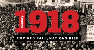 1918: Empires fall, Nations rise