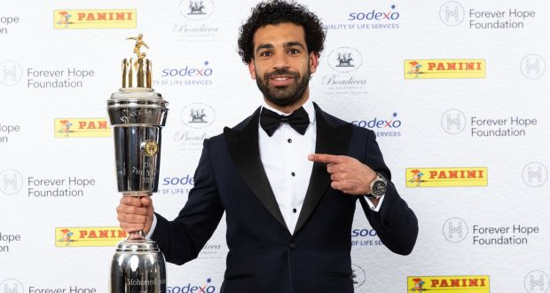 Image result for mohamed salah 2018 golden boot