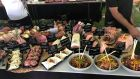 The butchery display that won Keith Walsh, from Donegal, a gold medal in Perth, Australia, on Sunday.