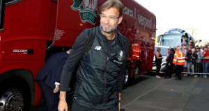 Liverpool manager Jurgen Klopp has been an instant success at the Merseyside club. Photograph: PA