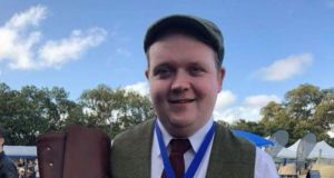 Keith Walsh, from Donegal, was awarded a gold medal and finished second overall at the Lifeline Young Butchers International Cutting and Cooking Competition in Perth, Australia on Sunday.