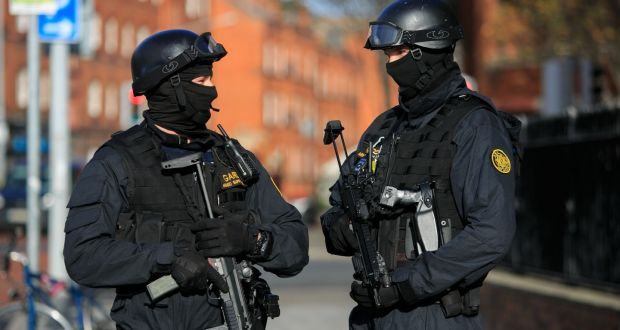 Policing in Ireland about to enter a realm of change