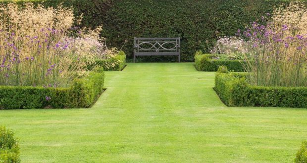 A Velvety Lawn In The Gardens Of Glenarm Castle Co Antrim Photograph Richard