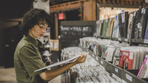 "The word ""vinyl"" has become shorthand for a golden age of pop culture"