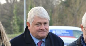 Denis O'Brien: A seven-judge court is hearing Mr O'Brien's appeal against the High Court's dismissal of his case against the Oireachtas and State over the statements made by two TDS in May and June 2015. Photograph: Cyril Byrne