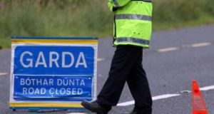 Gardaí have appealed to anyone who may have witnessed the collision to contact them.