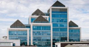 George's Quay Plaza: Vistra is renting the first floor