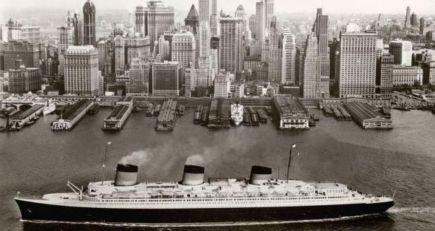Image result for gangplank  ocean liner trunks