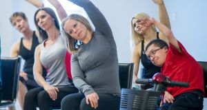 """A lot of people are afraid of movement and exercise following spinal surgery yet we know that people work better in groups and prefer [physiotherapist] supervised exercise classes."" Photograph: iStock"
