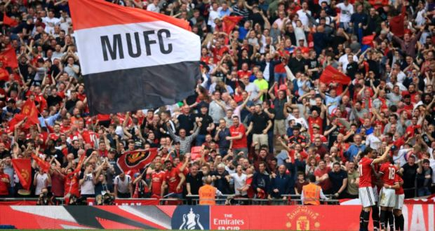 Man United Fans Slam 35 Per Cent Price Hike For Fa Cup Final Tickets