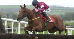 Road To Respect comes back in trip and takes his chance at three miles. Photograph: Niall Carson/PA