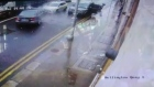 CCTV shows collision on Wellington Quay in Dublin