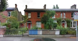 13 St Mary's Road in Ballsbridge has been unoccupied for a decade. Photograph: Google Street