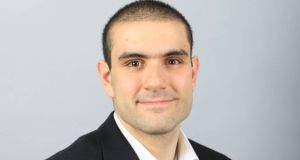Alek Minassian (25). Photograph: Linkedin