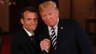 'He is Perfect': Macron and Trump bromance hits new heights