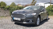 Our Test Drive: the Ford Mondeo Hybrid