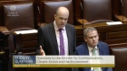 Naughten and Dooley clash over lobbyist phone call
