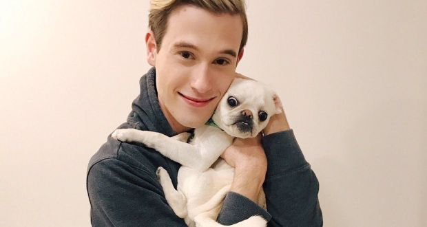 37b59c7e5007 Haunting Hollywood  medium kid Tyler Henry
