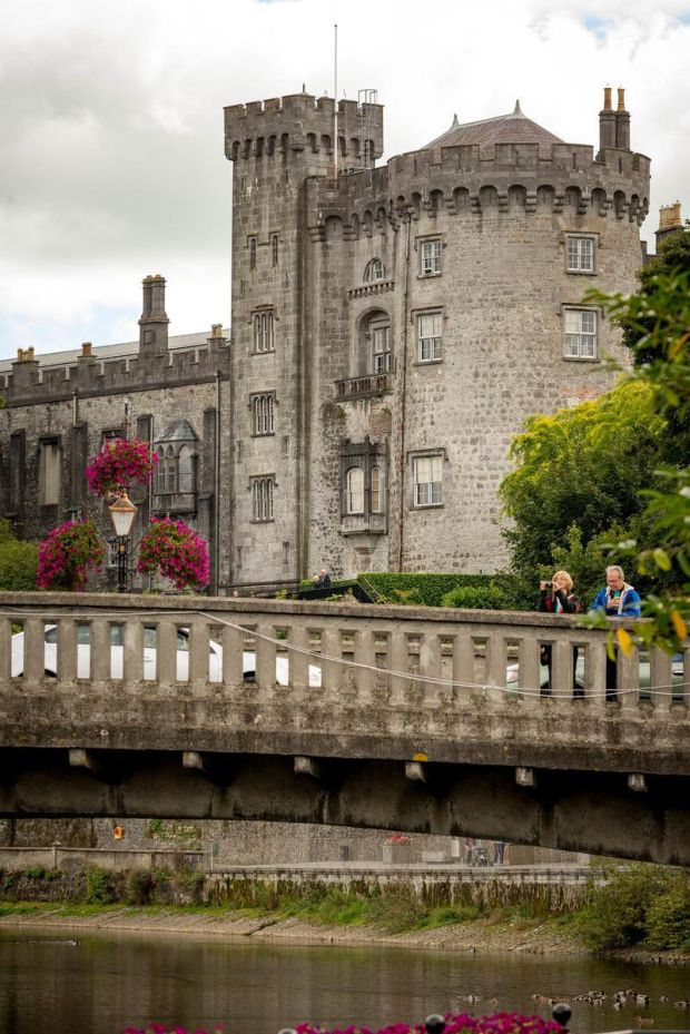 Polished and pristine: Kilkenny Castle