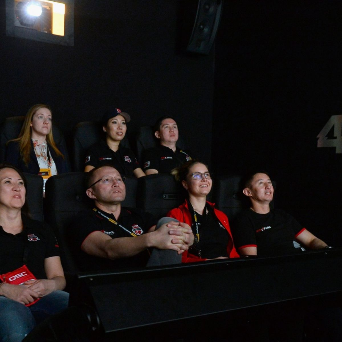 4DX Cinema: A supposedly fun thing I'll never do again