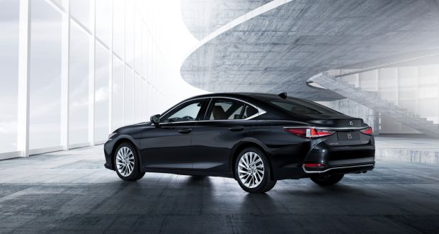 The New Lexus ES: Replacing The Current GS, The New Hybrid Will Arrive In