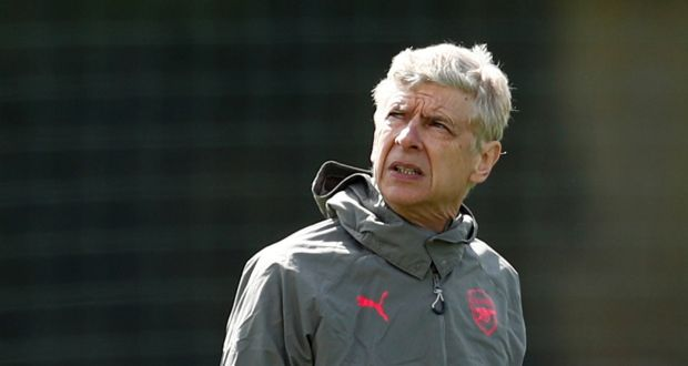 Wenger favours idea of former player succeeding him at Arsenal