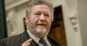 Former Minister for Health James Reilly wants big food retailers to stop selling cigarettes. Photograph: Brenda Fitzsimons/THE IRISH TIMES