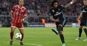 Jupp Heynckes called Marcelo's opener in Munich 'totally superfluous.' Photograph: Mathias Hangst/Bongarts/Getty