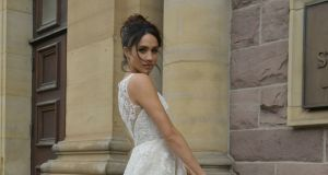 In a strange twist of art and life imitating each other, the final episode of Suits features Meghan Markle walking down the aisle in a wedding dress.