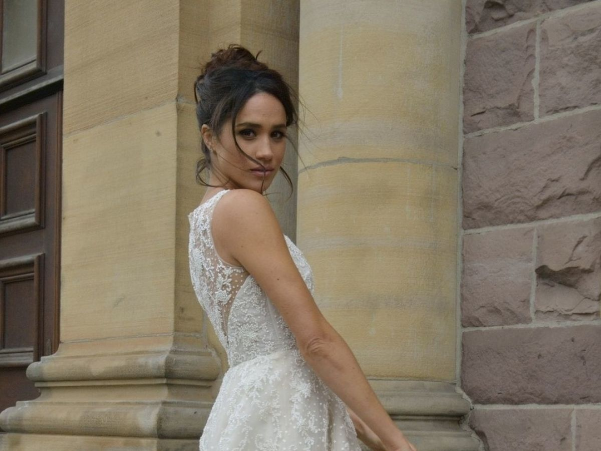 meghan markle s final episode of suits features her in a wedding dress suits features her in a wedding dress
