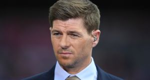 Steven Gerrard is among a list of candidates for the Rangers job. Photograph: Laurence Griffiths/Getty