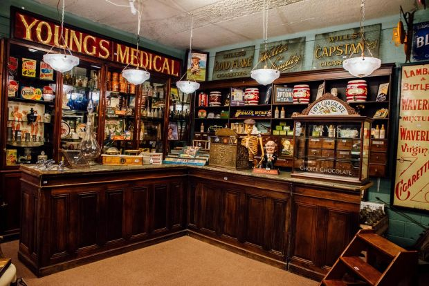 Listings three: Victorian shop interiors from Victor Mee, Co Cavan