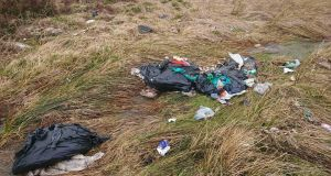 "On-the-spot litter fines will be ""substantially increased"" from the current €150, under the changes planned by Minister for the Environment Denis Naughten. Photograph: Dara Grehan"