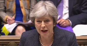 Conservative support for remaining in a customs union with the EU after Brexit indicates the strength of a growing rebellion on prime minister Theresa May's backbenches. Photograph: AFP/Getty Images