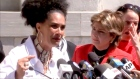 Cosby accuser calls guilty verdict a 'victory for womanhood'