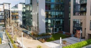 64 Harbour View, Dún Laoghaire What: Two-bed apartment Price in 2005: From €390,000 Asking price now: €440,000