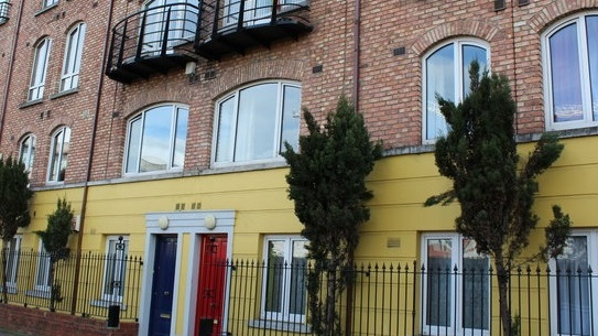 Arran Quay, Smithfield, Dublin 7 What: Two-bed apartment Price in 2005: €265,000 Asking price now: €279,000