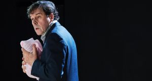 Cyprus Avenue: Stephen Rea is in David Ireland's provocative comedy on the Peacock Stage at the Abbey Theatre